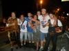 Con la squadra Lancieri di Novara