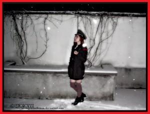 La foto del Col. Lenore vincitrice del concorso di natale 2012