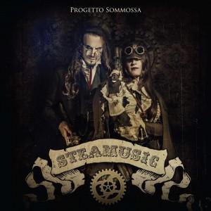 la copertina dell' album STEAMUSIC
