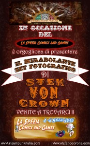 Locandina di Stek Von Crown Photo Set
