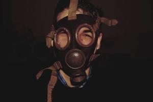 maschera ciucca